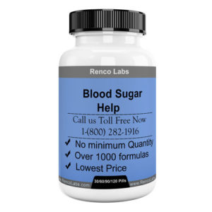 Blood Sugar/Diabetes Nutra Support