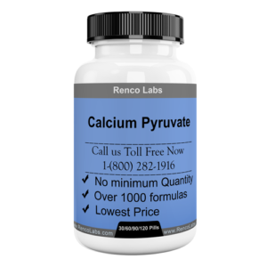 Calcium Pyruvate 750mg