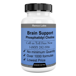 Brain And Memory Formula Phosphatidyl Chlorine