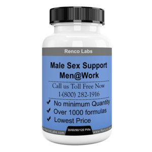 Male Sex Support- Private Label Supplements